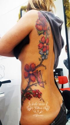 cover up after