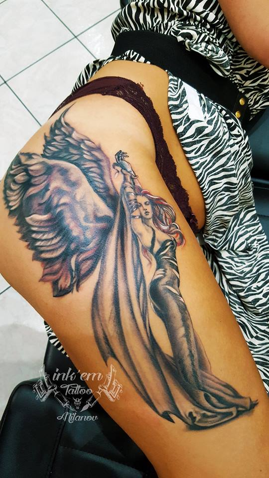 angelo tattoo