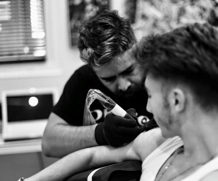tatuando roma