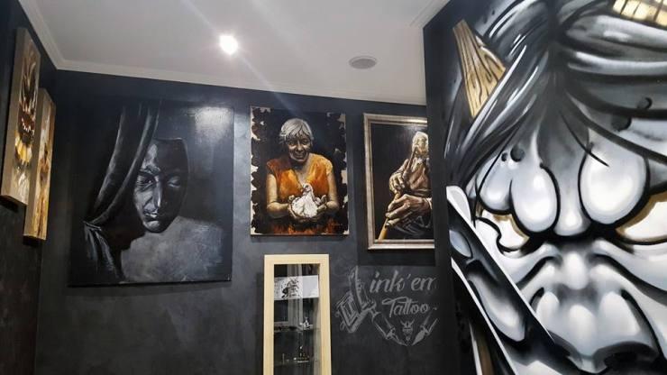 art tattoo roma