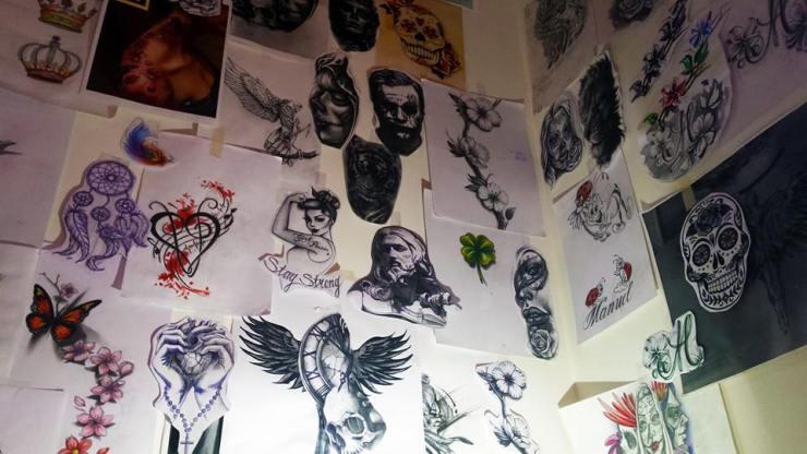 tattoo art roma